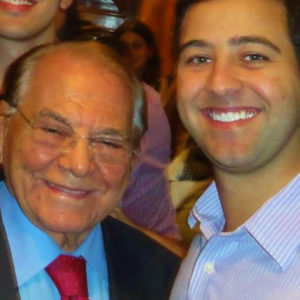 Dr. Leonardo Braga E Dr. Ivo Pitanguy